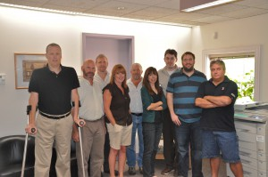 Desktop Systems Team - click for full size picture