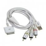 iPod AV Cables