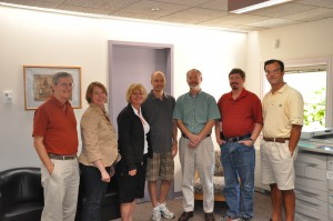 Admin Systems Team - click for full size picture