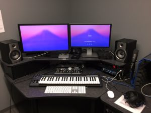 A/V Edit Room