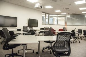 Faculty Collaboration Room