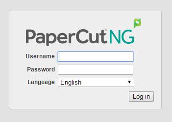 papercut-login