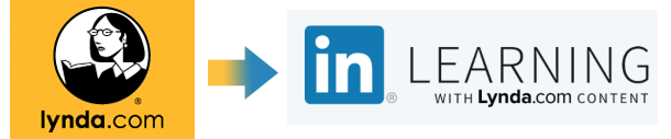 lynda.com to LinkedIn Learning banner